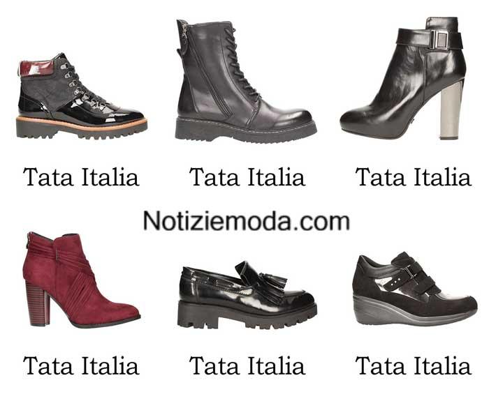 Scarpe Tata Italia Autunno Inverno 2016 2017 Donna