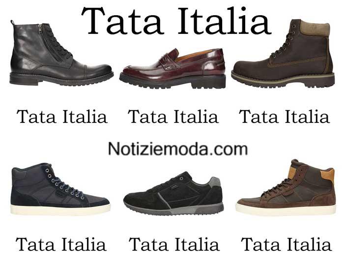 Scarpe Tata Italia Autunno Inverno 2016 2017 Uomo