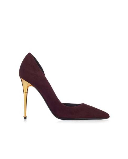 Scarpe Tom Ford Autunno Inverno 2016 2017 Donna 18