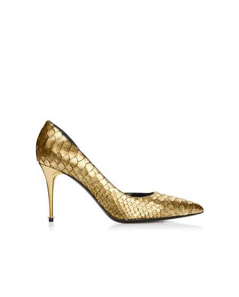 Scarpe Tom Ford Autunno Inverno 2016 2017 Donna 20