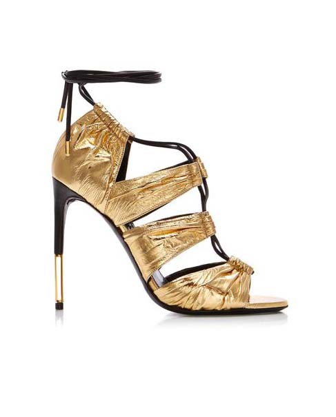 Scarpe Tom Ford Autunno Inverno 2016 2017 Donna 23