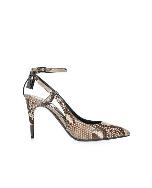 Scarpe Tom Ford Autunno Inverno 2016 2017 Donna 35