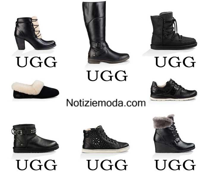 nuovo di zecca bae14 4a0d9 Scarpe Ugg autunno inverno 2016 2017 calzature donna
