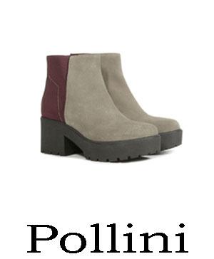 Stivali Pollini Autunno Inverno 2016 2017 Boots Donna 25
