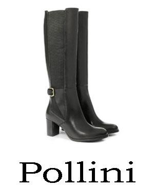 Stivali Pollini Autunno Inverno 2016 2017 Boots Donna 38