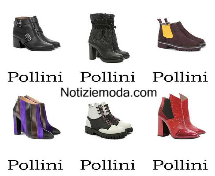 Stivali Pollini Autunno Inverno 2016 2017 Boots Donna