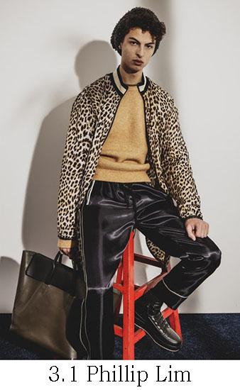 3.1 Phillip Lim Autunno Inverno 2016 2017 Moda Uomo 1