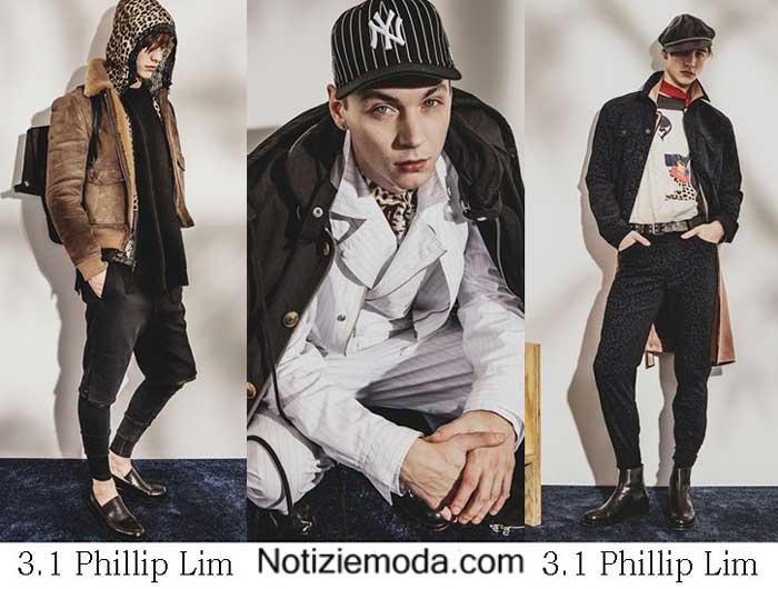 3.1 Phillip Lim Autunno Inverno 2016 2017 Moda Uomo