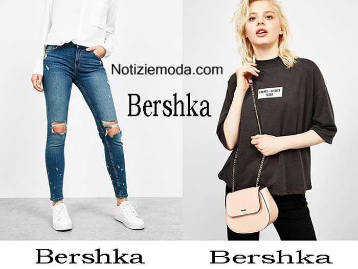 20a0a497a074 Abbigliamento Bershka autunno inverno 2016 2017 donna