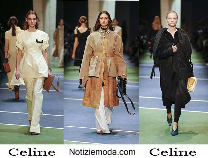 Abbigliamento Celine Autunno Inverno 2016 2017 Donna