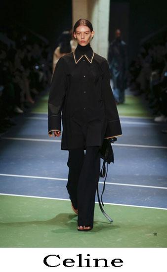 Abbigliamento Celine Autunno Inverno 2016 2017 Look 11