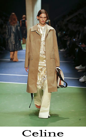 Abbigliamento Celine Autunno Inverno 2016 2017 Look 18