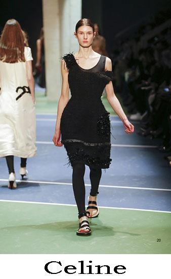 Abbigliamento Celine Autunno Inverno 2016 2017 Look 21
