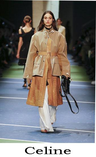 Abbigliamento Celine Autunno Inverno 2016 2017 Look 22