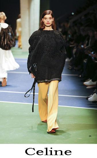 Abbigliamento Celine Autunno Inverno 2016 2017 Look 25
