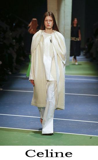 Abbigliamento Celine Autunno Inverno 2016 2017 Look 28
