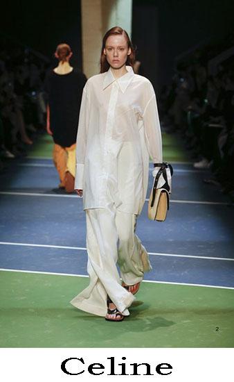 Abbigliamento Celine Autunno Inverno 2016 2017 Look 3