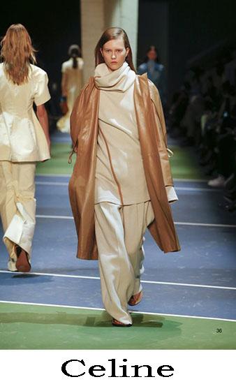 Abbigliamento Celine Autunno Inverno 2016 2017 Look 37