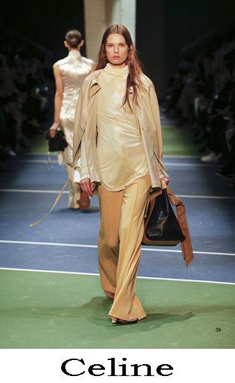 Abbigliamento Celine Autunno Inverno 2016 2017 Look 40