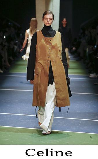Abbigliamento Celine Autunno Inverno 2016 2017 Look 6