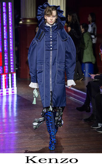 Abbigliamento Kenzo Autunno Inverno 2016 2017 Look 20