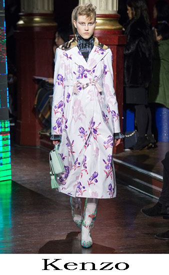 Abbigliamento Kenzo Autunno Inverno 2016 2017 Look 24