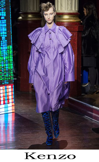 Abbigliamento Kenzo Autunno Inverno 2016 2017 Look 25