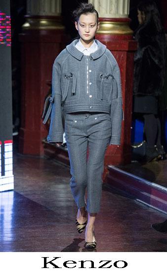 Abbigliamento Kenzo Autunno Inverno 2016 2017 Look 5