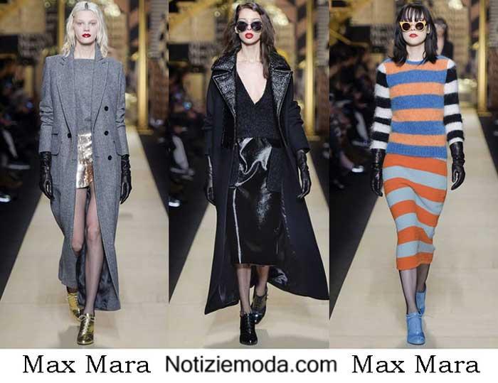 Abbigliamento Max Mara Autunno Inverno 2016 2017 Donna