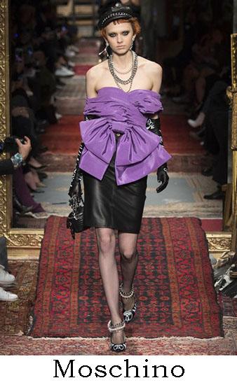 Abbigliamento Moschino Autunno Inverno 2016 2017 10