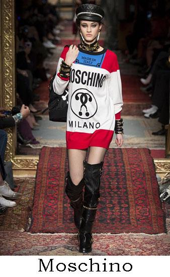 Abbigliamento Moschino Autunno Inverno 2016 2017 38