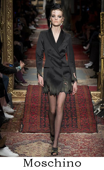 Abbigliamento Moschino Autunno Inverno 2016 2017 41
