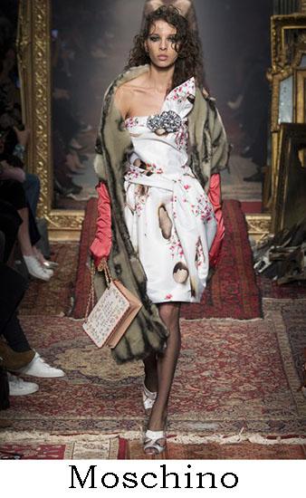 Abbigliamento Moschino Autunno Inverno 2016 2017 46