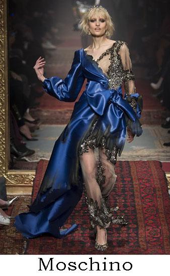 Abbigliamento Moschino Autunno Inverno 2016 2017 55