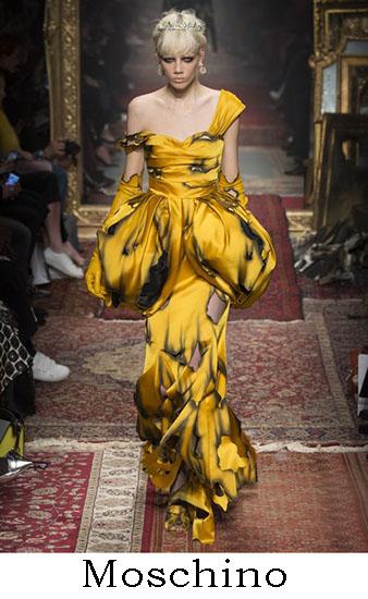 Abbigliamento Moschino Autunno Inverno 2016 2017 57