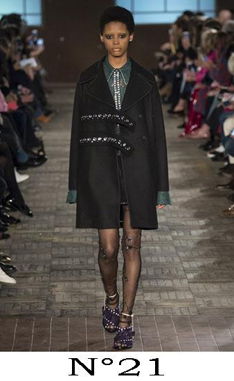 Abbigliamento N°21 Autunno Inverno 2016 2017 Look 10