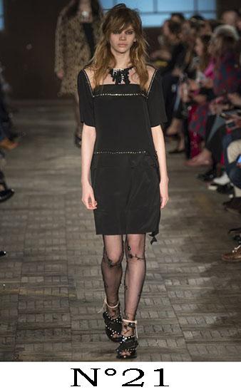Abbigliamento N°21 Autunno Inverno 2016 2017 Look 15
