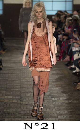 Abbigliamento N°21 Autunno Inverno 2016 2017 Look 2