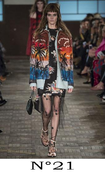 Abbigliamento N°21 Autunno Inverno 2016 2017 Look 22