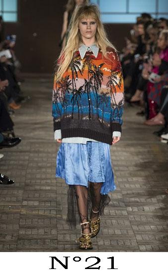Abbigliamento N°21 Autunno Inverno 2016 2017 Look 26