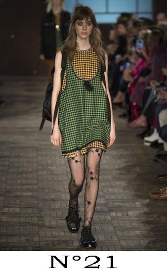 Abbigliamento N°21 Autunno Inverno 2016 2017 Look 27