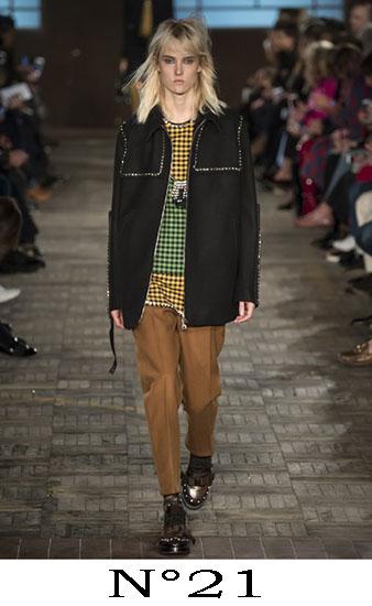 Abbigliamento N°21 Autunno Inverno 2016 2017 Look 28