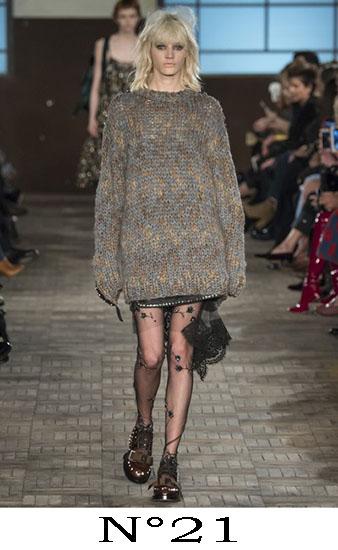 Abbigliamento N°21 Autunno Inverno 2016 2017 Look 3