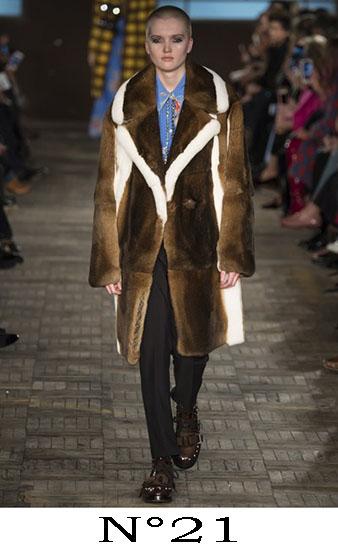 Abbigliamento N°21 Autunno Inverno 2016 2017 Look 30