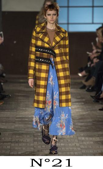 Abbigliamento N°21 Autunno Inverno 2016 2017 Look 31