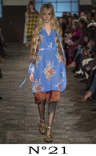 Abbigliamento N°21 Autunno Inverno 2016 2017 Look 33