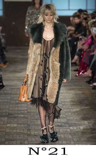 Abbigliamento N°21 Autunno Inverno 2016 2017 Look 5