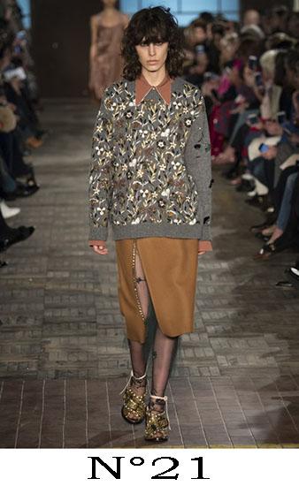 Abbigliamento N°21 Autunno Inverno 2016 2017 Look 6