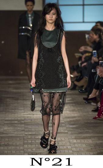 Abbigliamento N°21 Autunno Inverno 2016 2017 Look 9