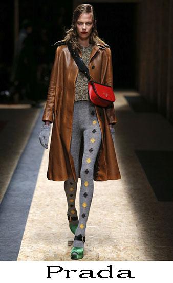 Abbigliamento Prada Autunno Inverno 2016 2017 Look 15